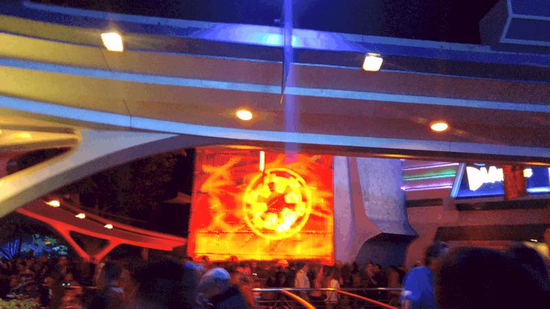 Disneyland Star Wars Themed Night - Seasons of the Force