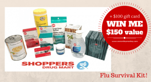 $150 Shoppers Drug Mart Prize Pack