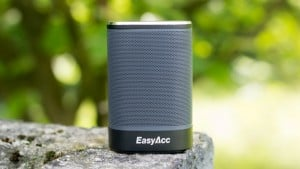 Portable Outdoor Bluetooth Speaker & Portable 6400mAh Power Bank