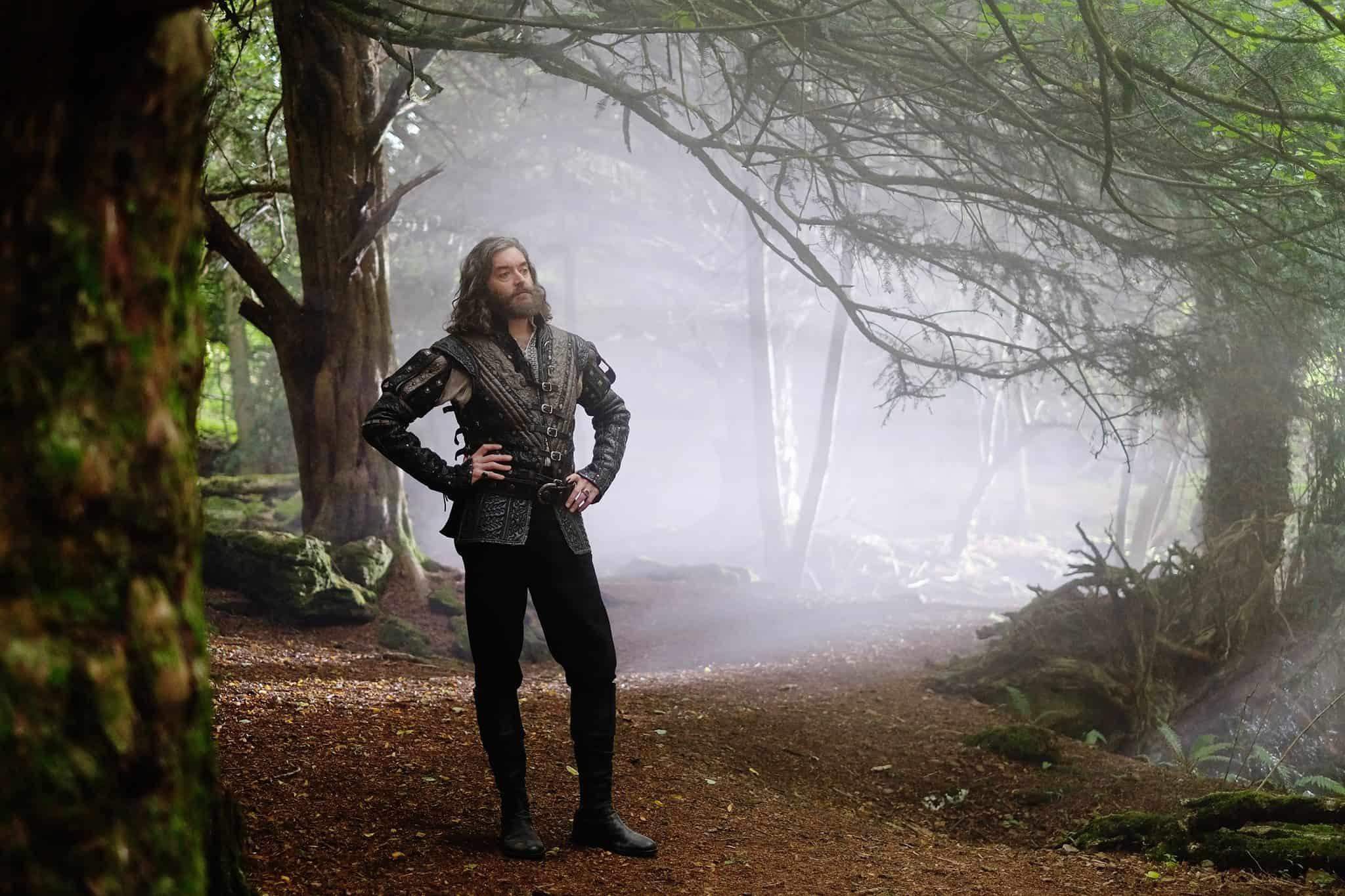 King Richard from Galavant Timothy Omundson