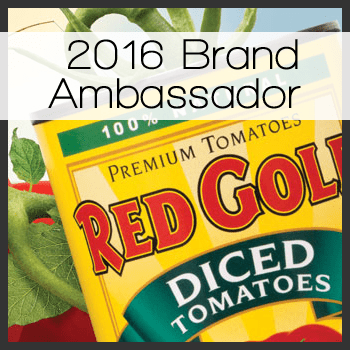 Red Gold Ambassador – Our Blog's NEWEST Brand Partnership