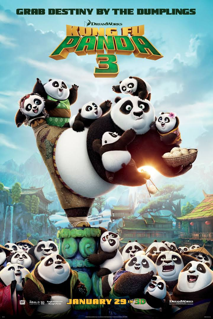 Kung Fu Panda 3 Quotes - Review and Experience!