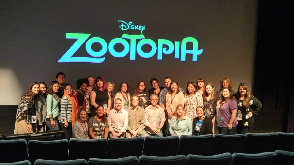 About Zootopia with Directors Byron Howard & Rich Moore and Producer Clark Spencer