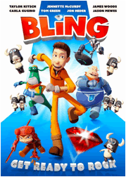 FREE Google Play Movie - BLING (for Kids)