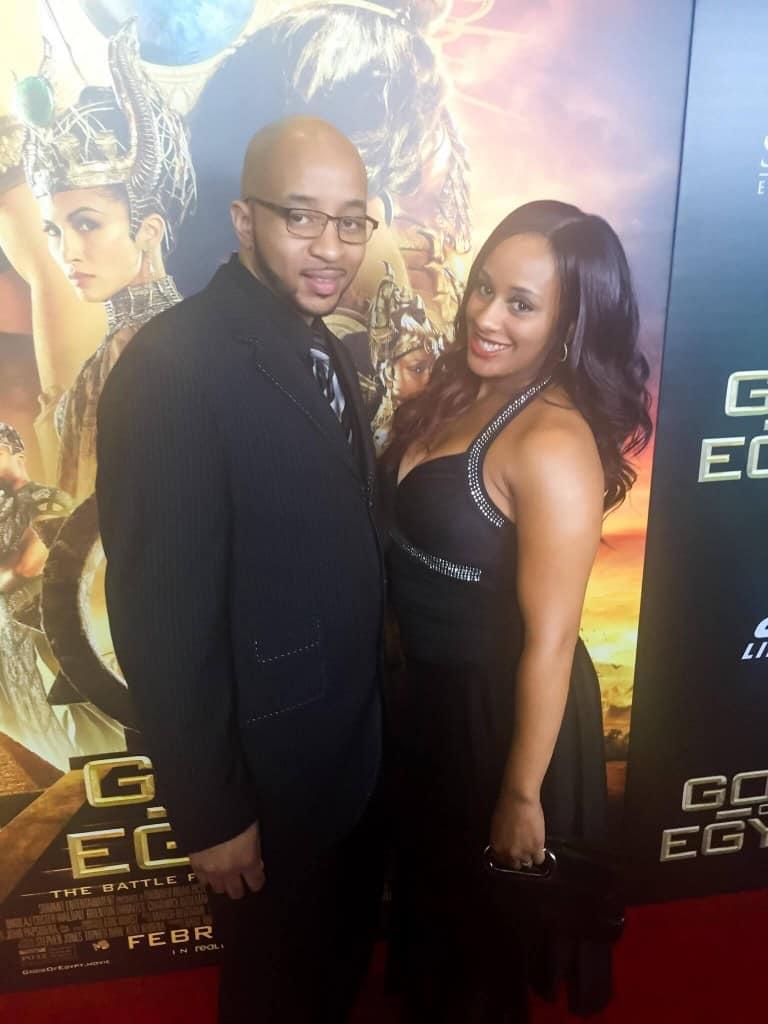 Gods Of Egypt Red Carpet Event