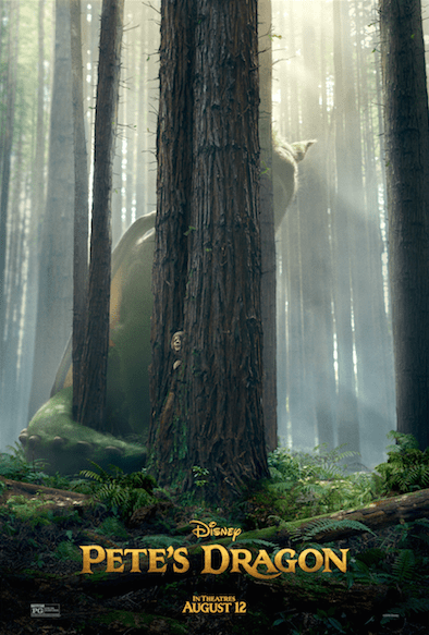 Disney's Pete's Dragon Takes Fantasy and Adventure to a New Level!
