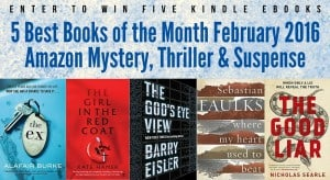 Giveaway: Mystery Readers 5 eBooks (Ends 3/4)