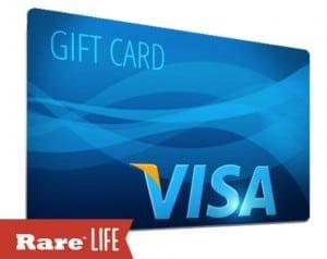 $500 Visa Gift Card