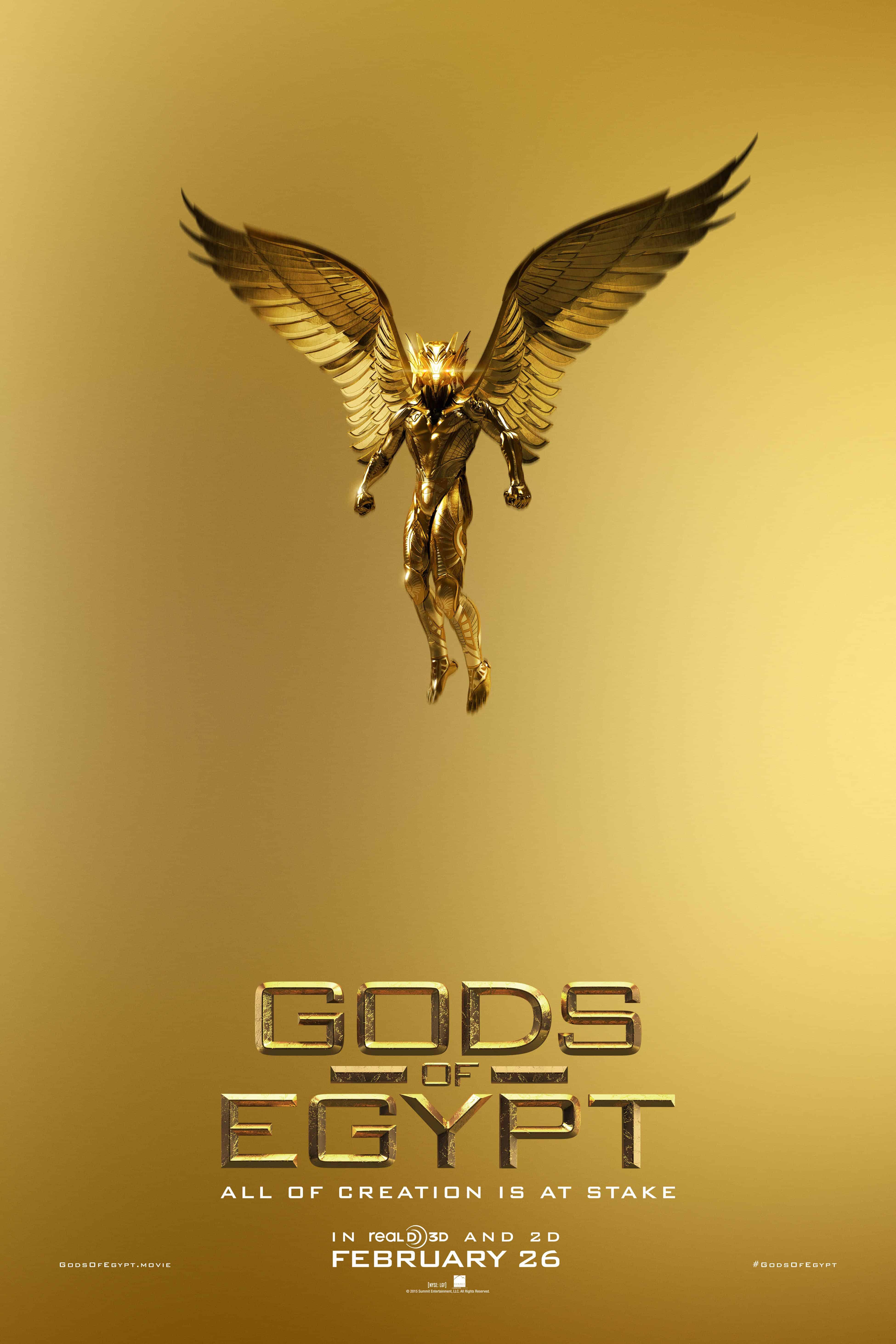 Gold - Teaser Poster