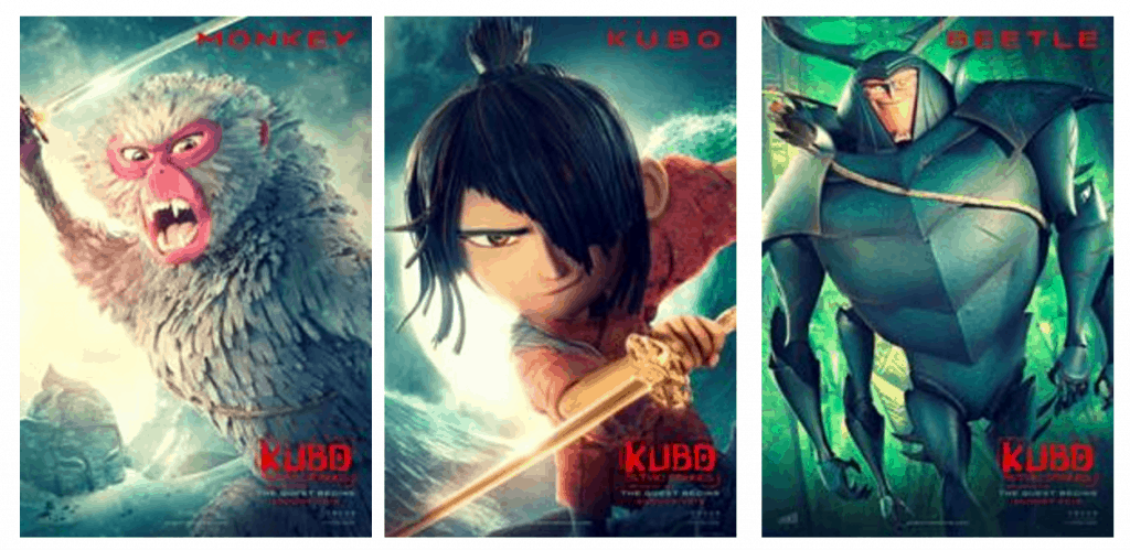 Kubo and the Two Strings - About the Movie
