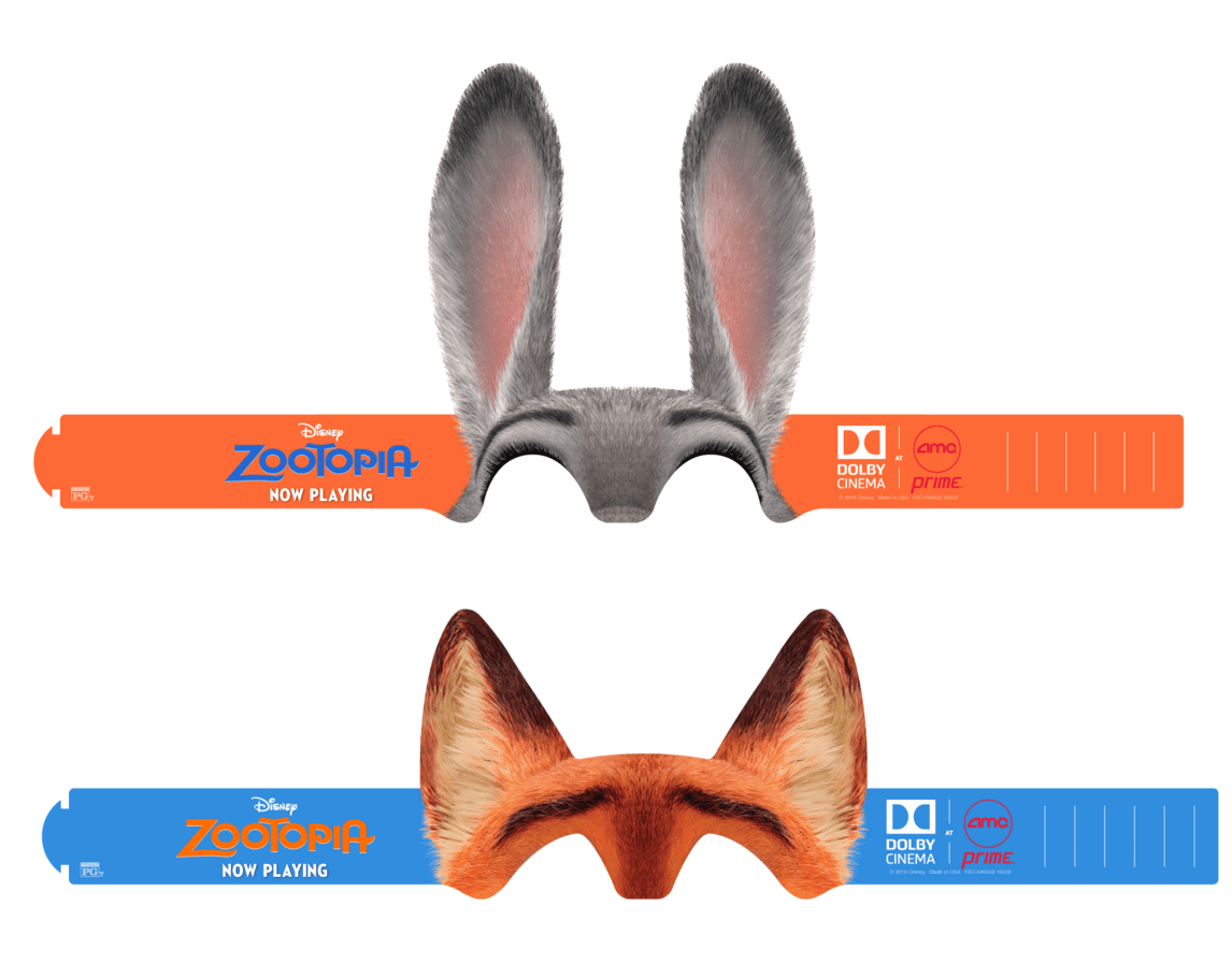 Zootopia at Dolby Cinemas at AMC Prime & Giveaway!