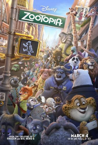 Zootopia Kansas City Screening - FREE Screening Tickets and EVENT