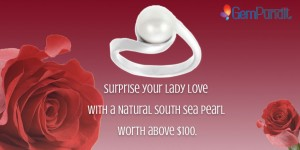 Giveaway: WIN A NATURAL SOUTH SEA PEARL WORTH ABOVE $100! (Ends 2/14)