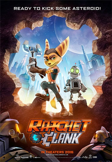 Ratchet and Clank Movie and Video Game - Get READY!
