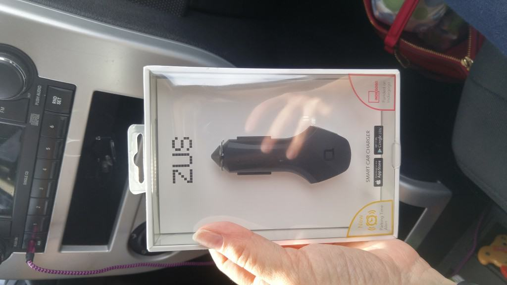 Zus Car Charger Review