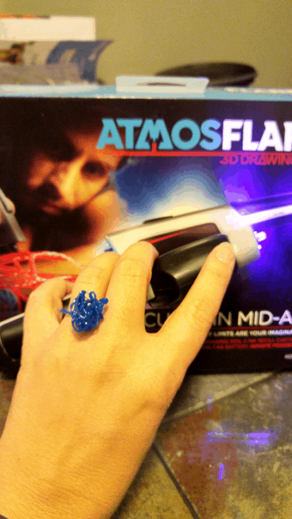 Affordable 3D Pen - AtmosFlare Review