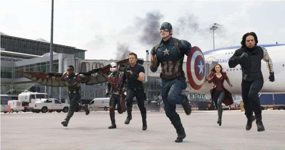 Civil War Reaction to the Trailer - OH MY GOSH! WOW!