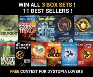 Box sets of Dystopian Best Sellers