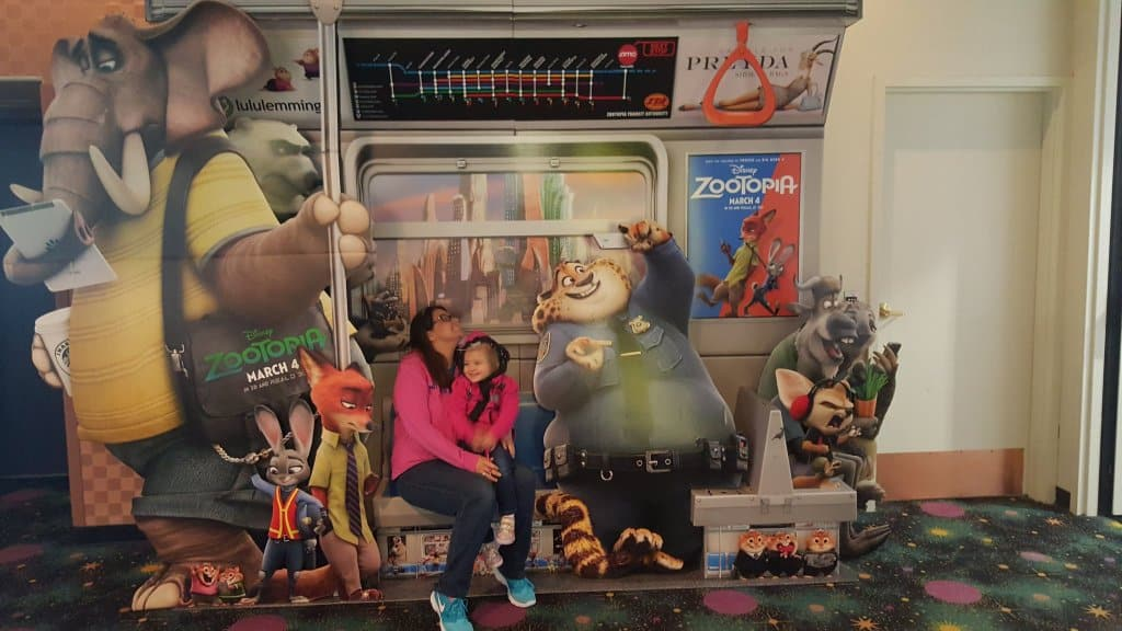 Zootopia in the Dolby Cinema at AMC Prime Was Awe Inspiring