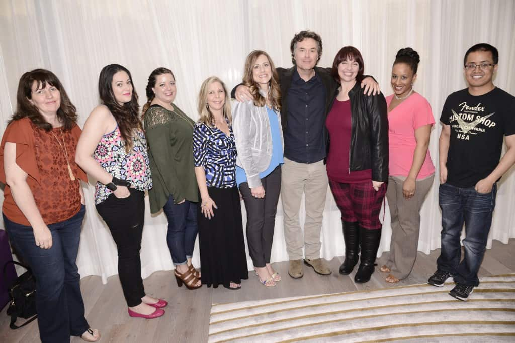 """Miracles From Heaven Interviews WEST HOLLYWOOD, CA - March 4th 2016 Writer Christy Beam seen at Columbia Pictures """"Miracles From Heaven"""" Photo Call at The London"""