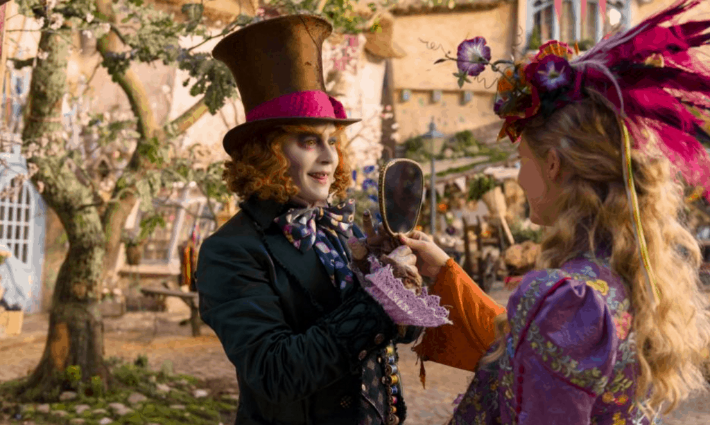 Disney's Alice Through the Looking Glass Perfect Storm