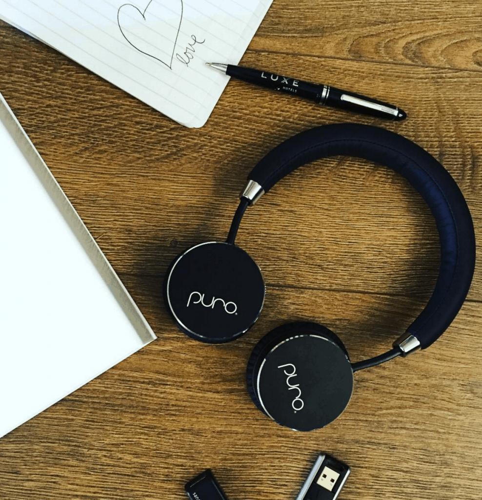 Puro Studio Adult Bluetooth Wireless Headphones