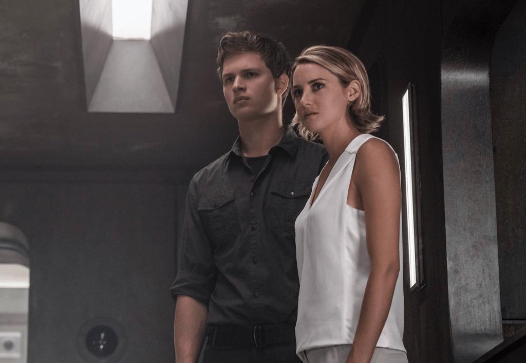 The Divergent Series: Allegiant Review + Allegiant Movie Quotes