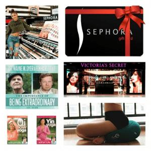 $50 Gift Card to Sephora & Victoria's Secret