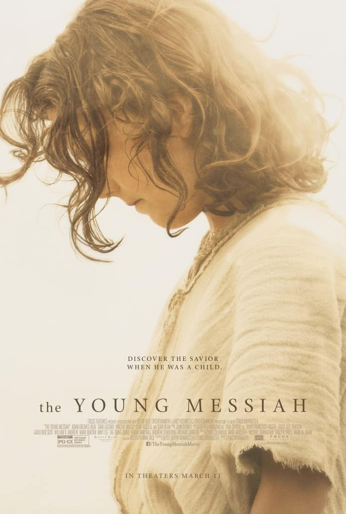 The Young Messiah Review - A family friendly movie that tells the story of Jesus.