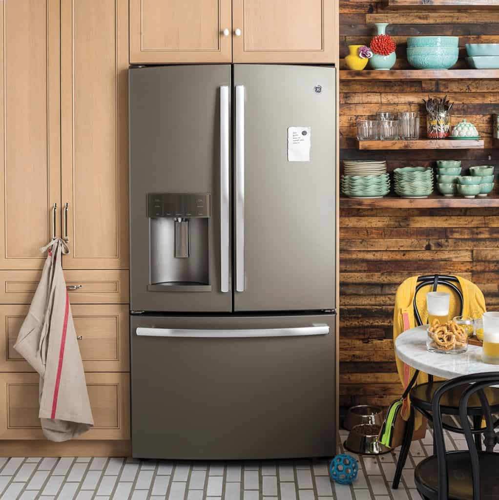 Slate GE Appliances at Best Buy & Great American Kitchen Event