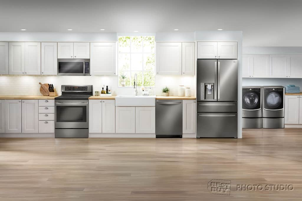 Energy Efficient Appliances from Best Buy