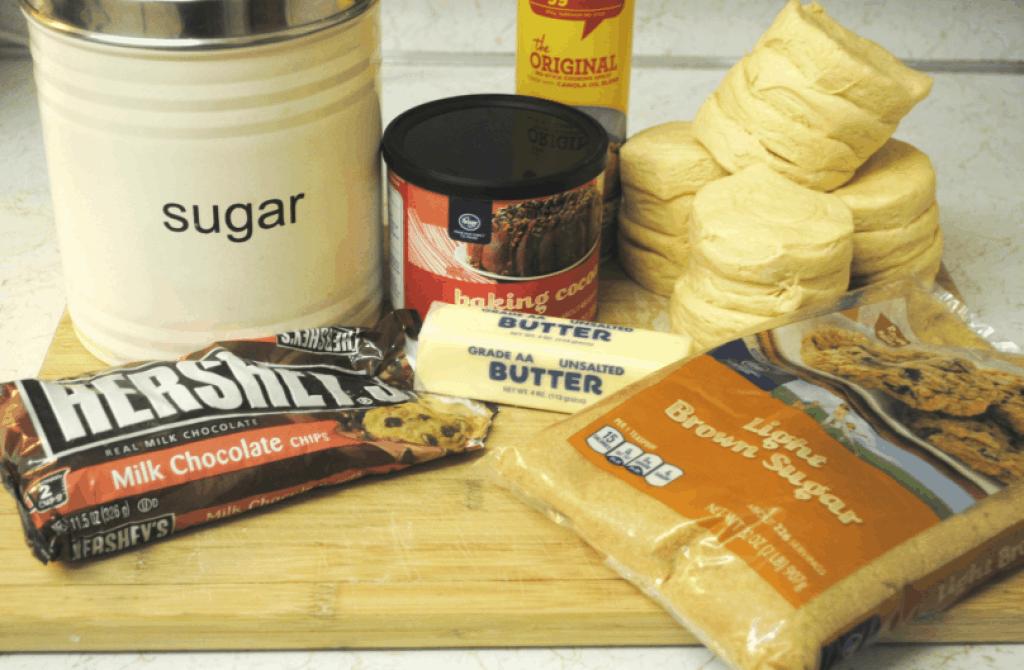 Jungle Book Themed Recipe - Samoa Monkey Bread Recipe