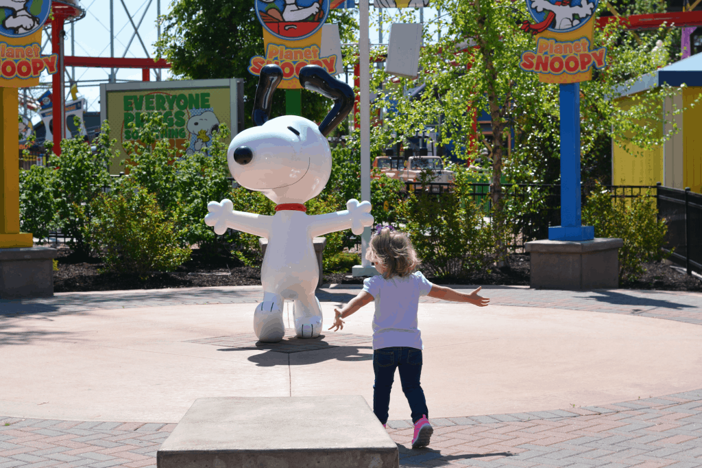 Is Worlds of Fun fun for Preschoolers?