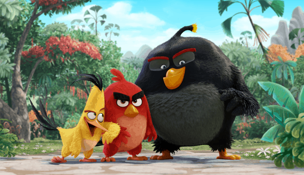 Angry Birds Movie Review - Does it live up to the hype?