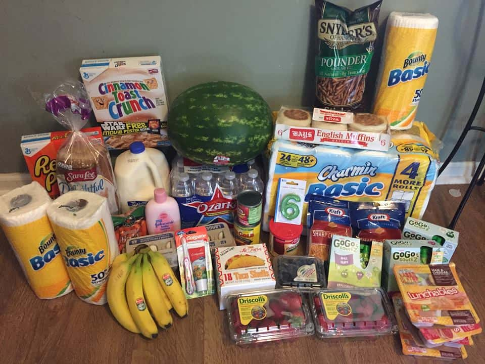 Saved on groceries using Flipp!