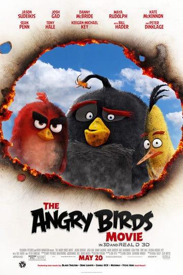 Angry Birds Movie Kansas City FREE Screening