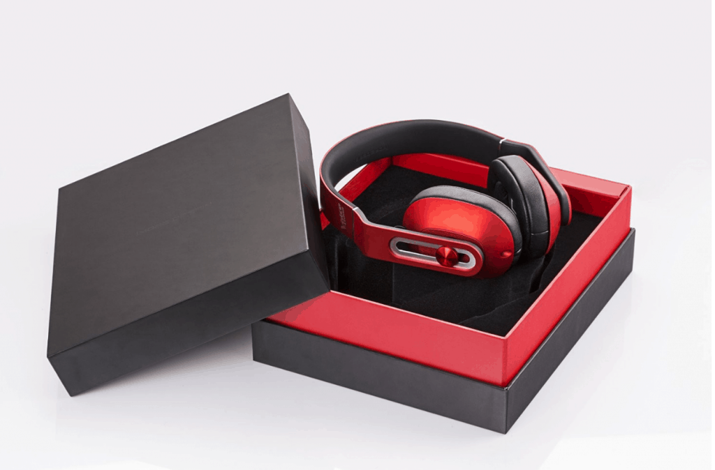 1MORE MK801 HEADPHONES - In Red are great or Dad or Grad!