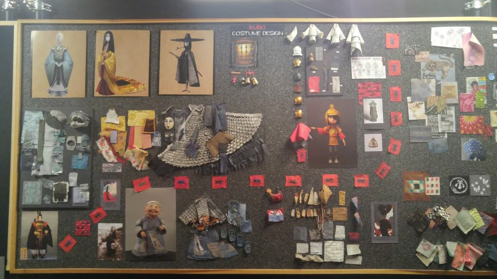 Kubo & The Two Strings Puppets & Costumes (Deborah Cook, Georgina Haynes)