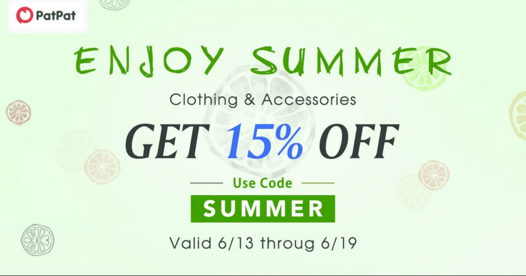 Summer Clothes on Sale from PatPat