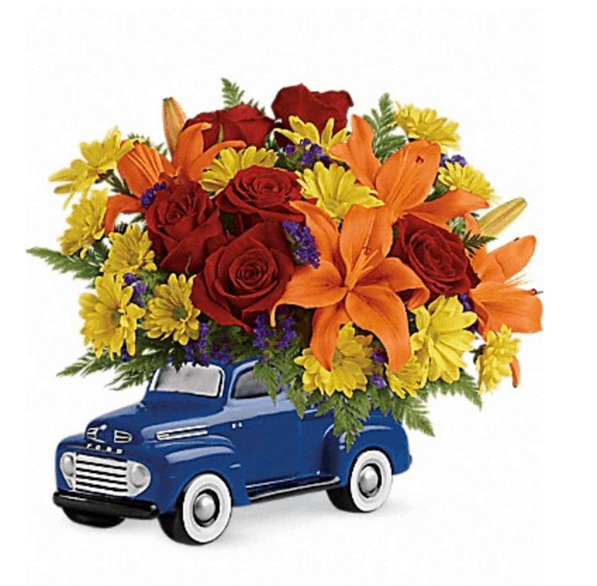 Flowers for Men from Teleflora EnzasBargainscom