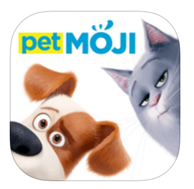 The Secret Life of Pets App - Create a PET emoji with PetMoji App!