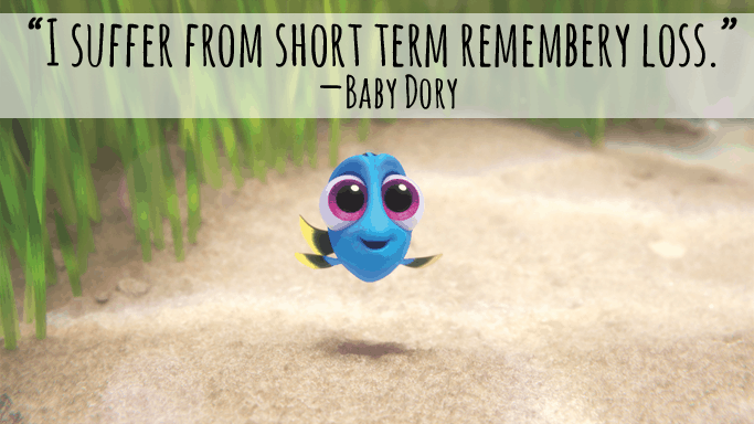 Dory Quotes Beauteous Finding Dory Quotes  Entire List Of The Best Movie Lines In The