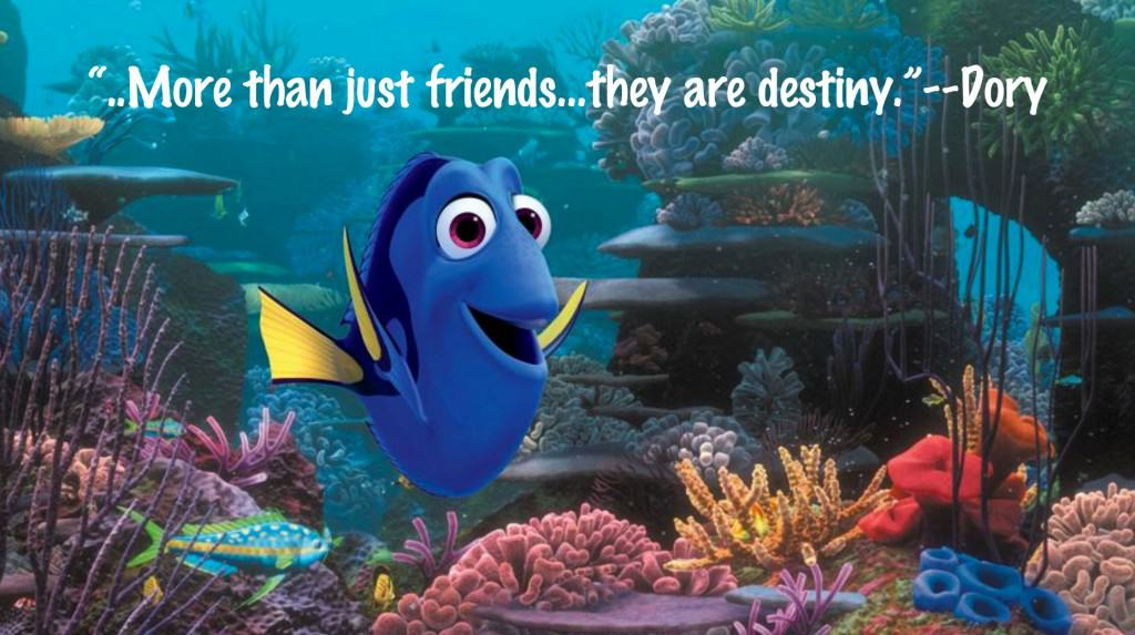 Dory Quotes Pleasing Finding Dory Quotes  Entire List Of The Best Movie Lines In The