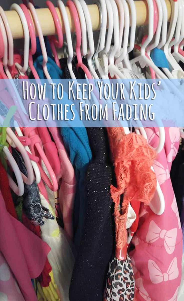 How to Keep Your Clothes From Fading