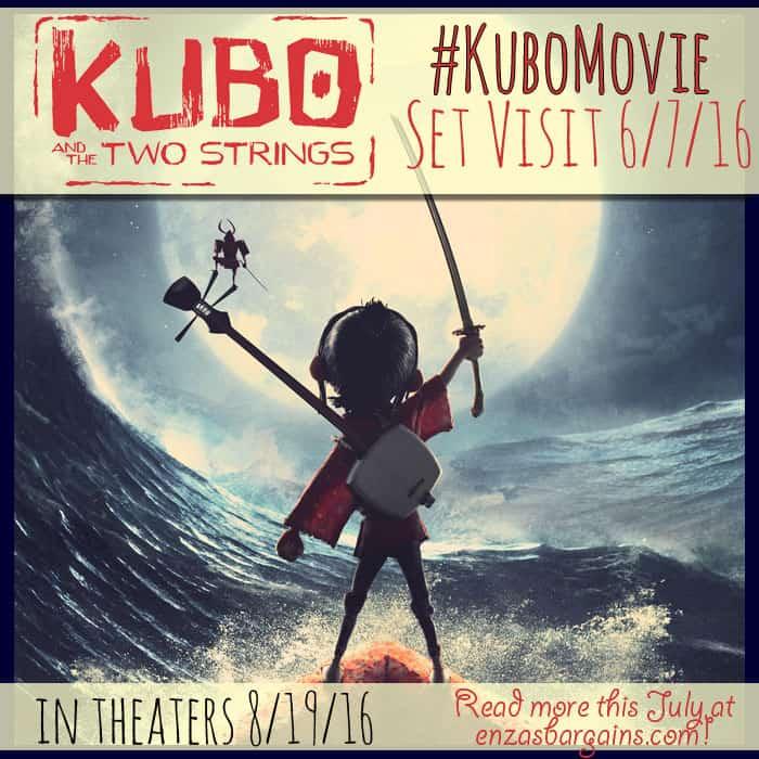 Kubo and the Two Strings Set Visit