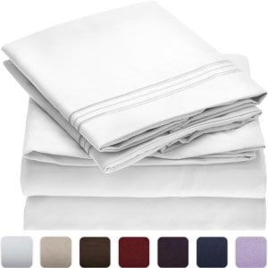 Mellanni Sheets Review - High Quality Sheets at an Affordable Price!