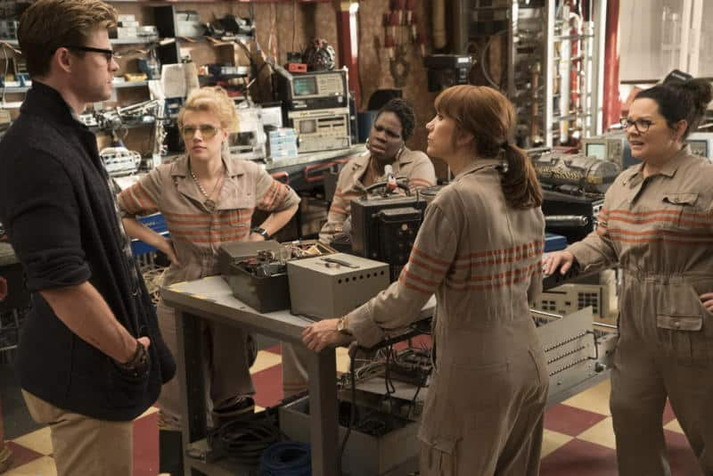 Ghostbusters 2016 Review - Family Movie?