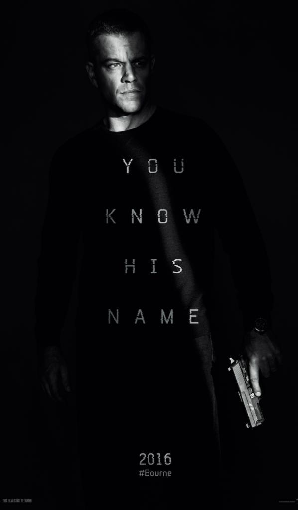 Jason Bourne Movie Quotes & Movie Review