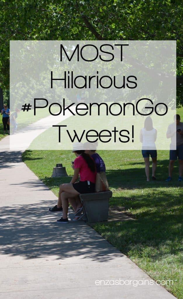 5 of the Most Hilarious #PokemonGo tweets #VZWBuzz
