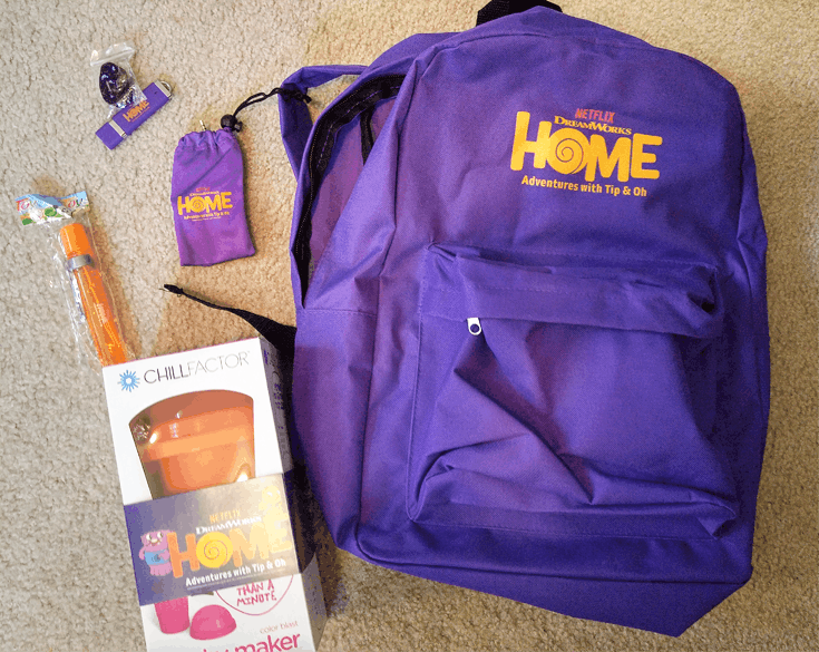 Home Adventures with Tip & Oh Activity Set